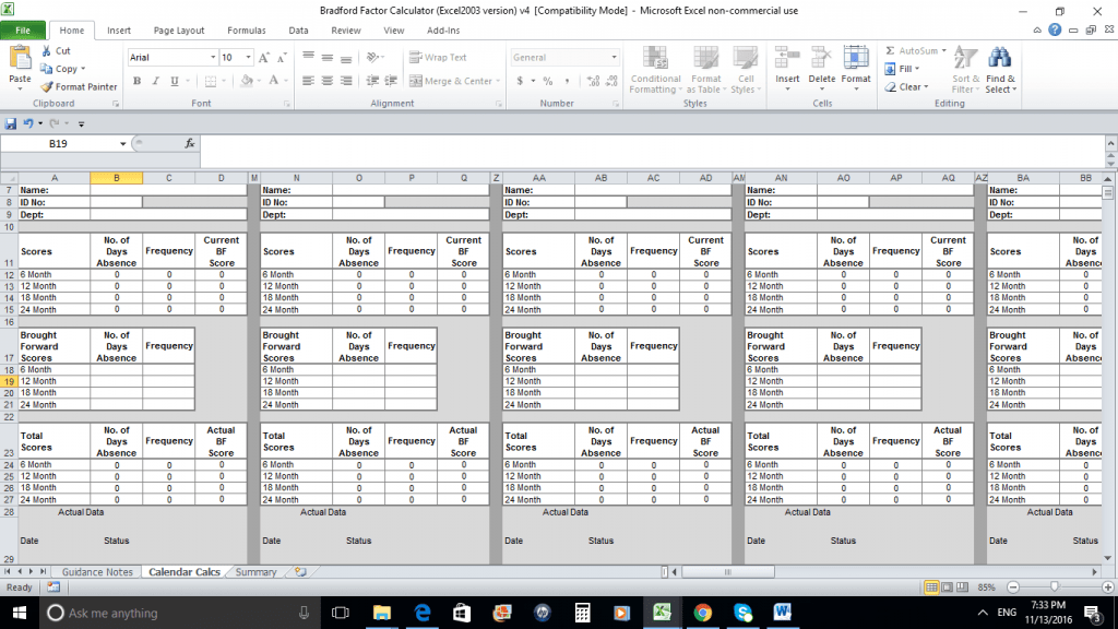 Excel Spreadsheet Services