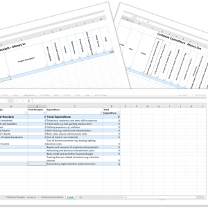 Excel Small Business Accounts